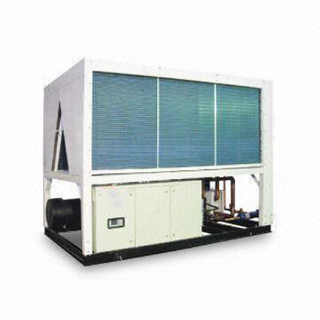 50 to 760kW Modular Air Cooled Chillers