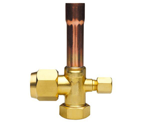 Air Conditioner Service Valves