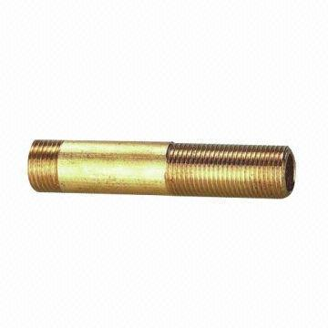 Brass Thread Nipple