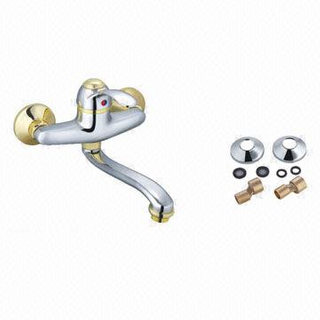 Sink faucet/tap/mixer golden faucet
