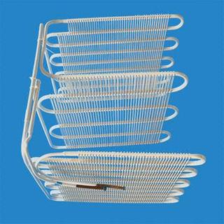 Wire tube evaporator