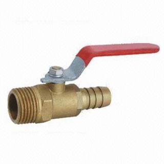 Mini gas ball valve
