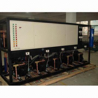Multi-compressor Condensing Unit