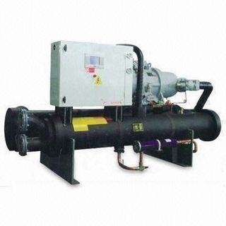 Ground Source Heat Pump and Chiller
